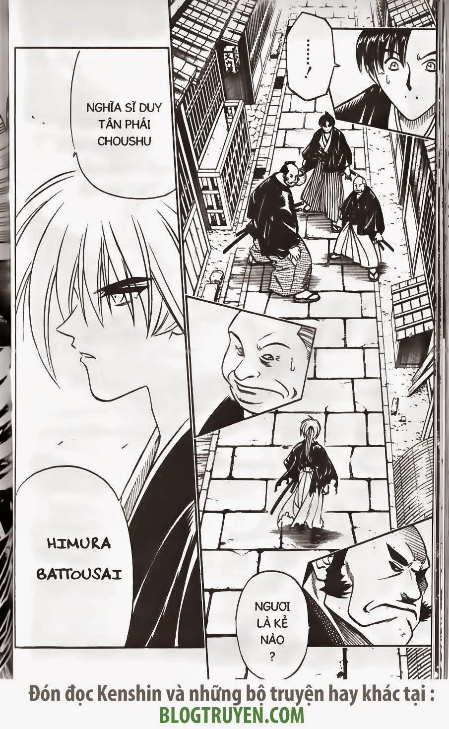 Rurouni Kenshin chap 165 trang 6