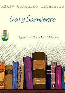 CARTEL CAL Y SARMIENTO 2017