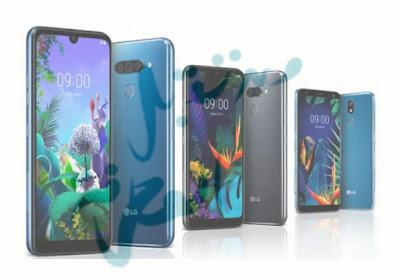 شركة LG تعلن عن هواتف LG Q60 و LG K50 و LG K40 بشاشات FullVision بهذه المواصفات