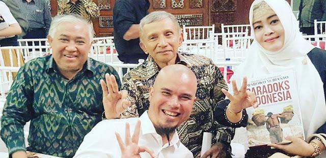 Fahira Idris Bocorkan Hasil Pertemuan Prabowo Subianto dengan Sejumlah Tokoh
