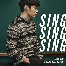 Eddy Kim My Love English Translation Lyrics
