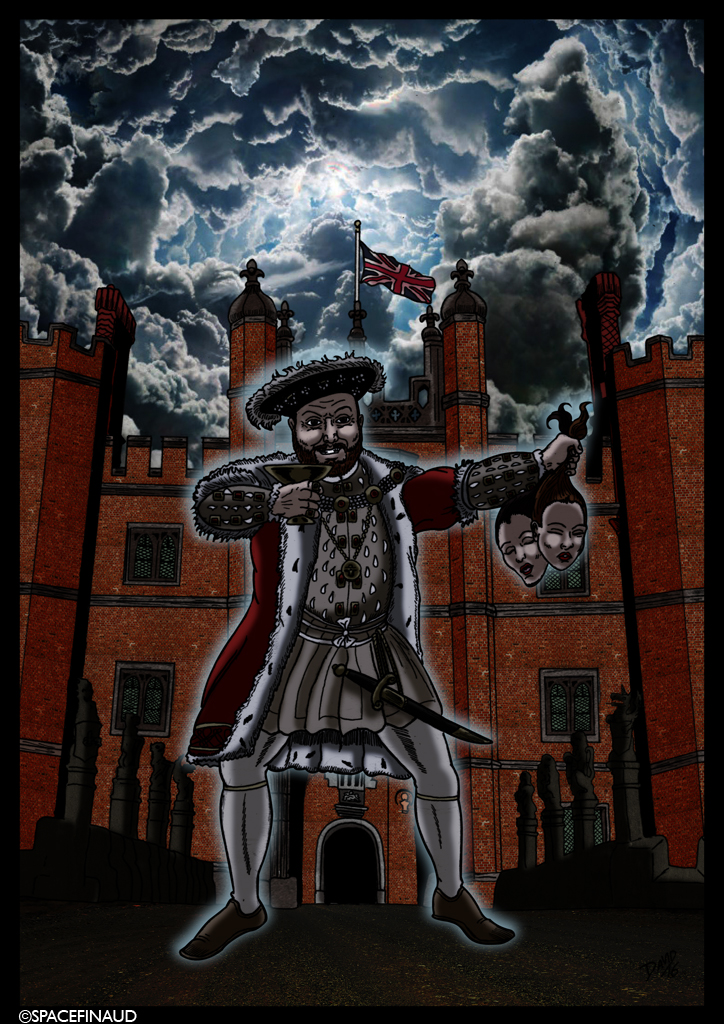 THE GHOST OF HENRY VIII