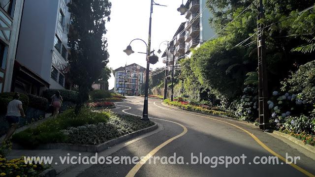 Rua Torta, Gramado, RS
