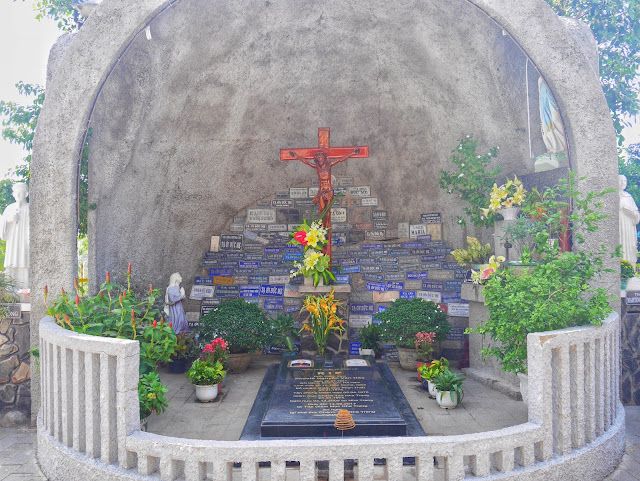 Tomb of a Vietnamese Archbishop, Nha Trang