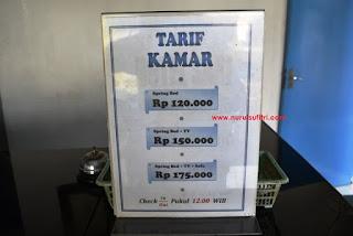 tarif khusus liburan lebaran 2018 di hotel sari jl jend sudirman ambarawa jawa tengah nurul sufitri