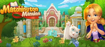 Matchington Mansion Match-3 Home Decor Adventure Apk + Mod (Coin/Live/Star) + Data for android