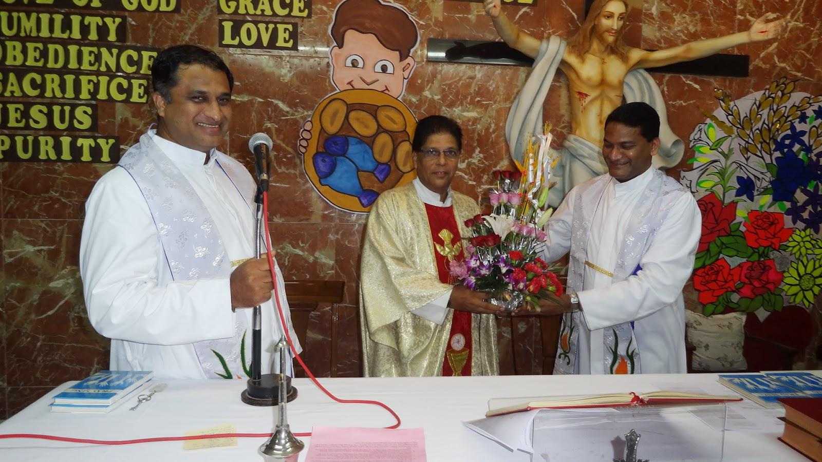 ST  DOMINIC SAVIO EDUCATIONAL COMPLEX ANDHERI: FEAST OF ST