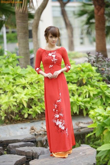hot girl Hoàng Mây xinh