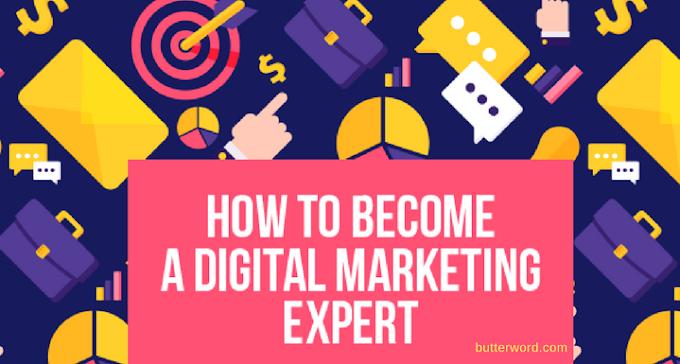 How to Become Digital Marketing Expert via Blogging