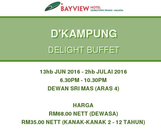 Bayview Hotel penang
