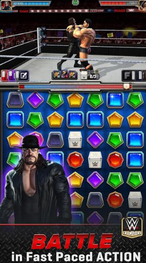 WWE Champions Mod Apk v0.270 Unlimited Money Terbaru