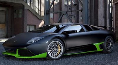 The Lamborghini Murcielago: Super Car