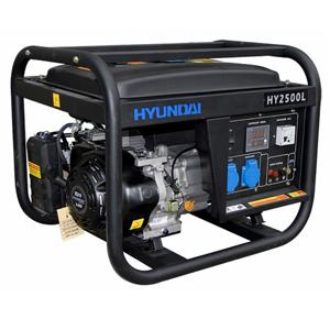 Máy phát điện Hyundai xăng HY2500L