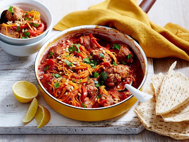 Turkish Kofta Casserole Recipe