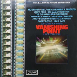 Black Hole Reviews Vanishing Point 1971 A High Speed Trip