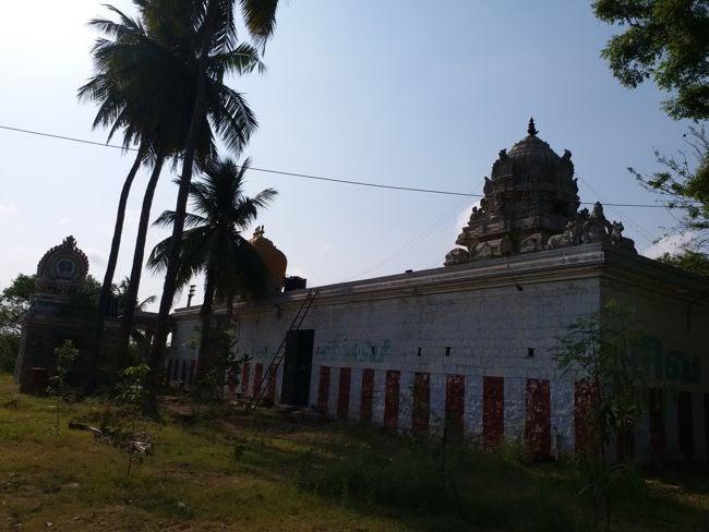 Sri Arambeswarar Temple Outer Wall