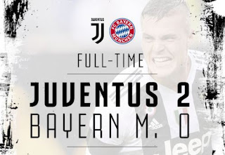 Juventus vs Bayern Munchen 2-0 Highlights IIC 2018