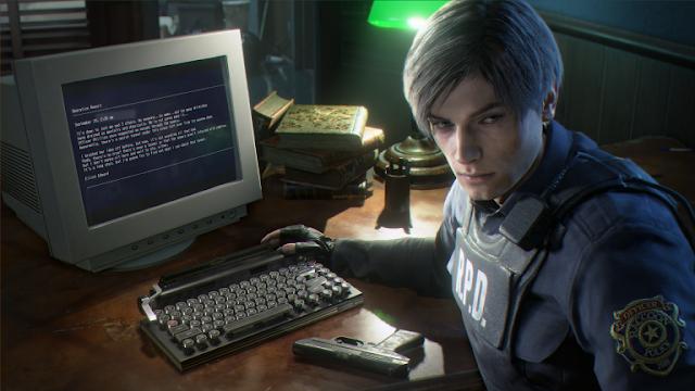 الإعلان عن لوحة مفاتيح مقتبسة من لعبة Resident Evil 2 وسعرها صادم للجميع !