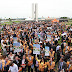 POLÍTICA / Mais de 3 mil prefeitos protestam no Congresso Nacional e pedem socorro financeiro