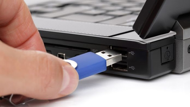 مشكلة USB Device Not Recognized