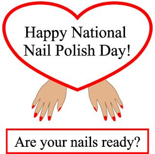 National Nail Polish Day 2017