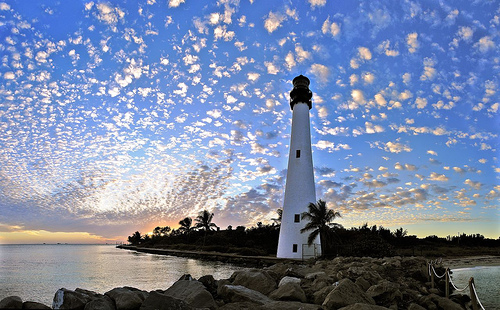 Playa Key Biscayne en Florida