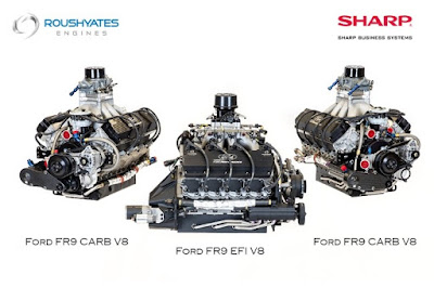 Roush Yates Engines Aligns With Sharp to Enhance Productivity