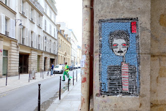 Sunday Street Art : Alo - rue Michel-le-Comte - Paris 3