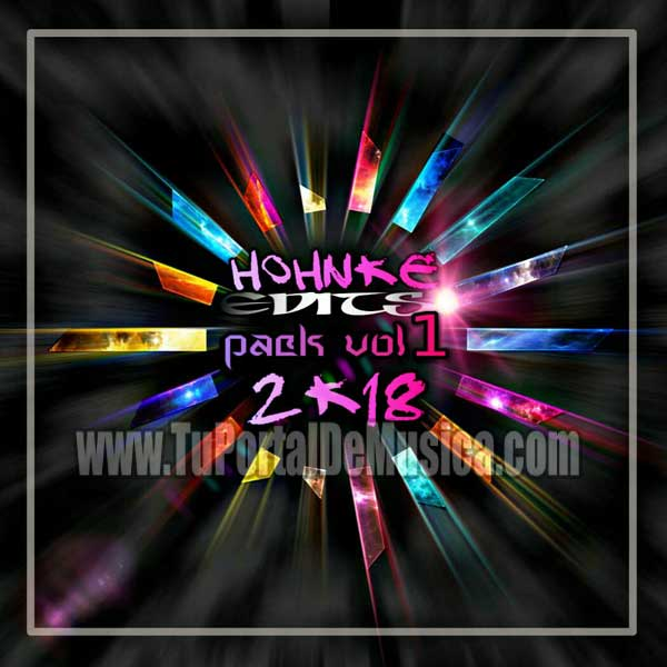 Hohnke Edits Pack Volumen 1 (2018)