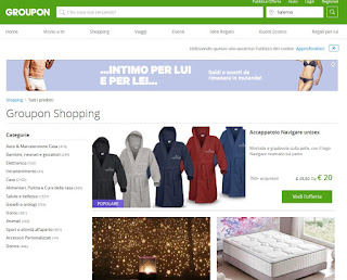 sito Groupon Shopping
