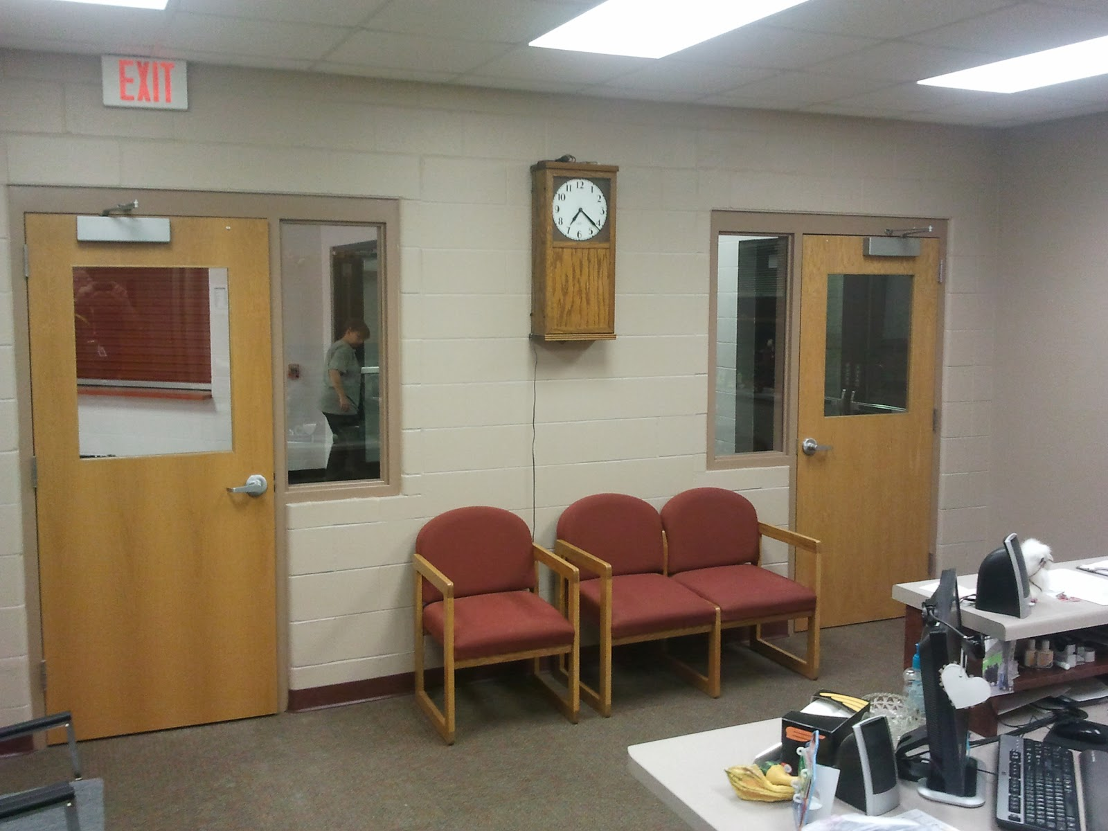 Cashton Elementary: The New Normal for School Entrances?