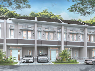 Rumah dijual di BSD Serpong Tangerang www.rumah-hook.com
