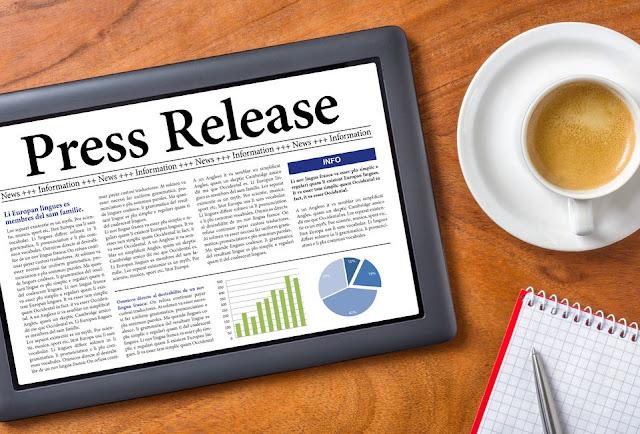 press release, contoh press release