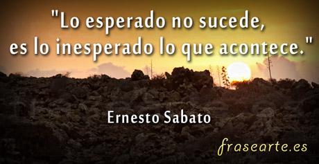 Citas célebres de Ernesto Sabato