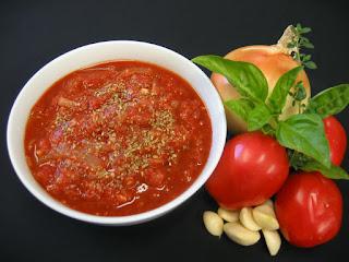 Tomato Dip (Domates Sosu)