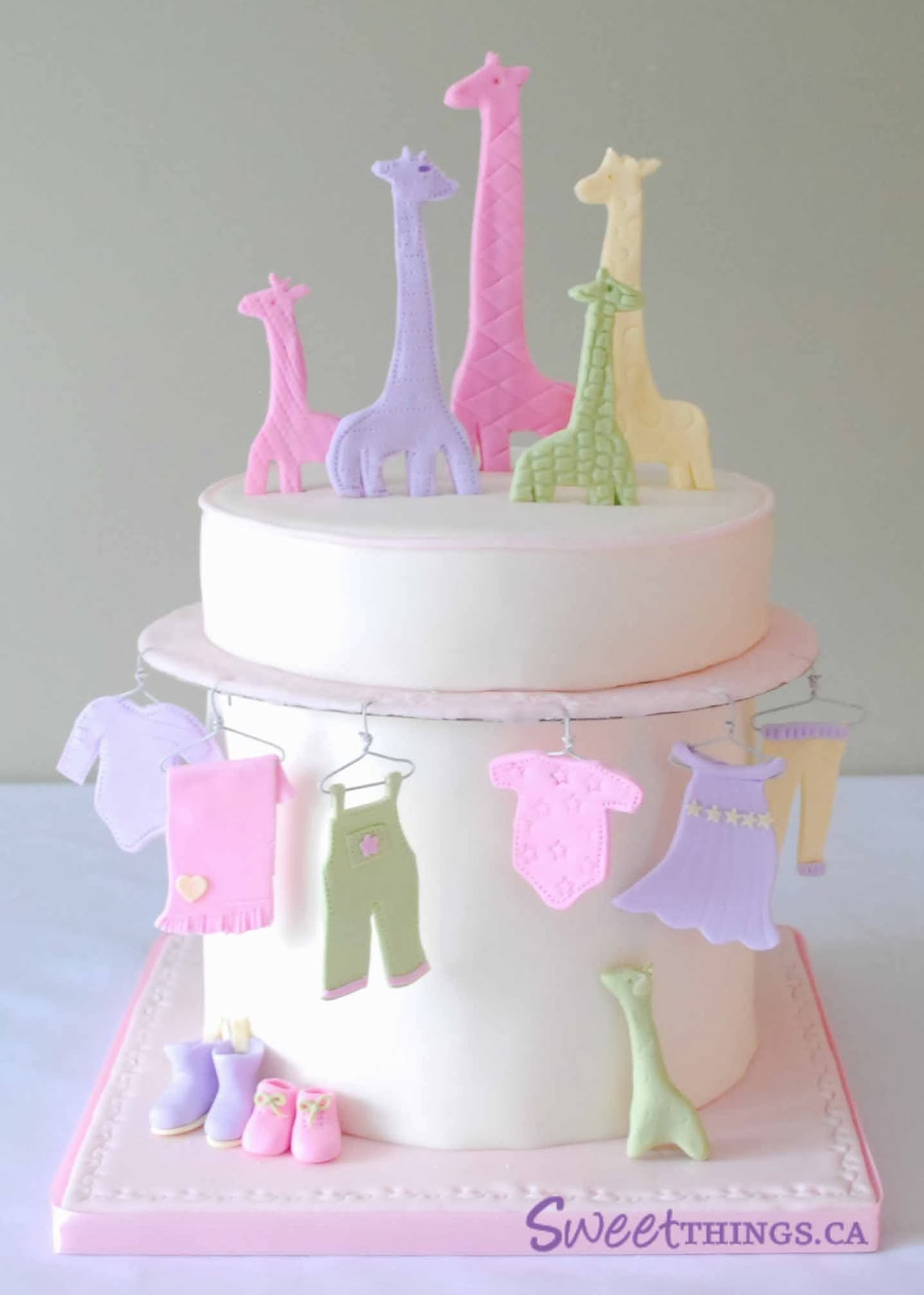 How Long Is A Baby Cake