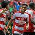 Pertandingan Madura United vs PSMS Berakhir 1-0 untuk Tuan Rumah