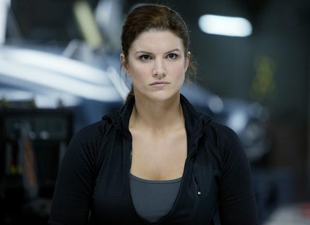 Fast And Furious 6 Gina Carano Gata   Gina Carano lutadora de MMA