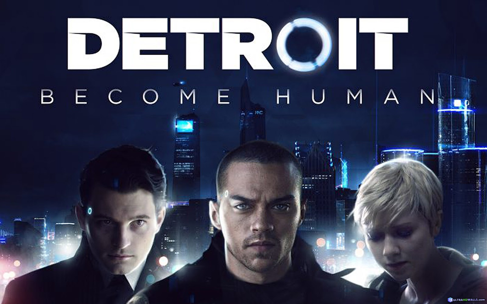 Detroit: Become Human Game HD Backgrounds   Games Wallpapers