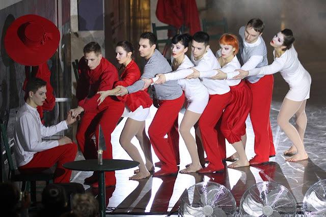 Ballet dancers entertainment news