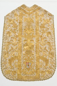 Vestments Suited to the Octave of Easter: A Visual Meditation