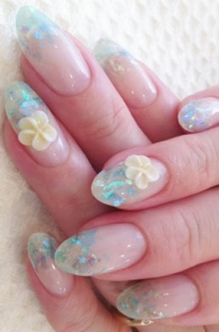Cool Acrylic Nail Designs Kids