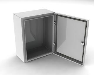 harga box panel listrik hager