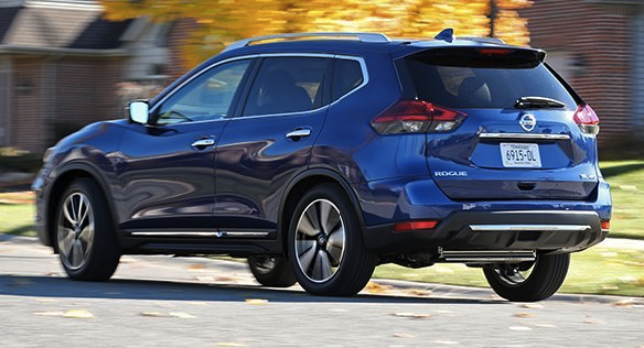 2020 Nissan Rogue Awd Review Cars Auto Express New And
