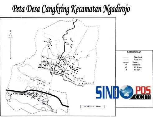 Profil Desa & Kelurahan, Desa Cangkring Kecamatan Ngadirojo Kabupaten Pacitan