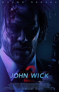 john Wick Chapter 2 (2017) Dual Audio Hindi BluRay 190Mb hevc