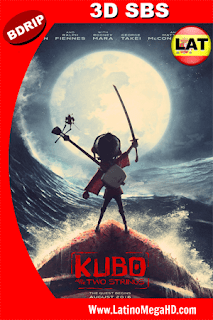 Kubo y la Búsqueda del Samurai (2016) Latino Full 3D SBS BDRIP 1080P - 2016