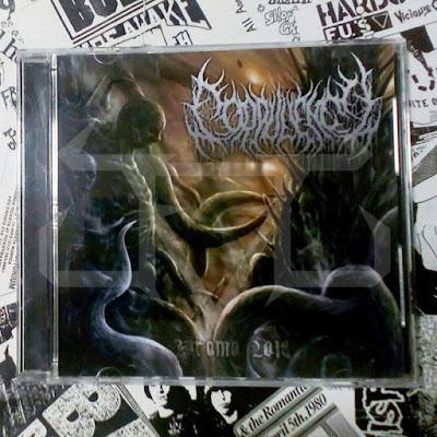 CD Review : Corpulency - Promo ( 2018 )