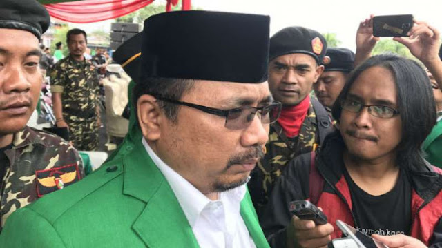 Kata Gus Yaqut soal Acara GP Ansor yang Sempat Ditolak di Sumut
