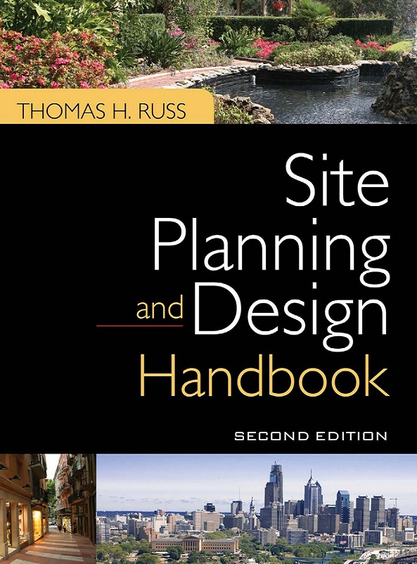 Art Architecture Library Site Planning And Design Handbook
